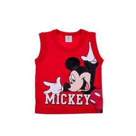 Regata de Bebê Mickey Mouse Disney Maçã Do Amor