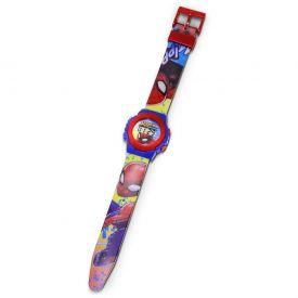 Relógio Digital Homem Aranha Marvel 4658 DTC - Colorido
