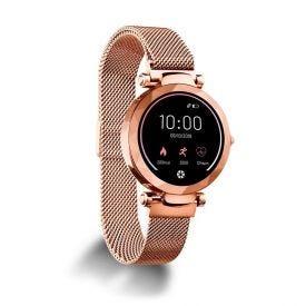 Relógio Smartwatch Dubai Es266 Atrio - Dourado