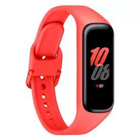 Relógio Smartwatch Galaxy Fit2 Samsung - Vermelho