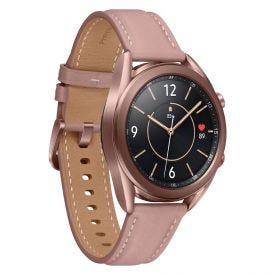 Relógio Smartwatch Galaxy Watch3 41Mm Lte Samsung - Bronze