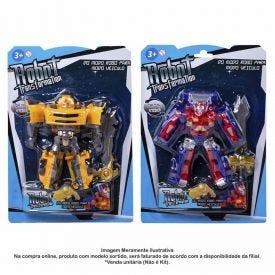 Robô Transformer Havan - HBR0100