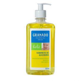Sabonete Liquido De Glicerina Granado Bebê - 250ml