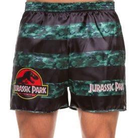 Samba Canção Cetim Jurassic Park Badup Aspargo