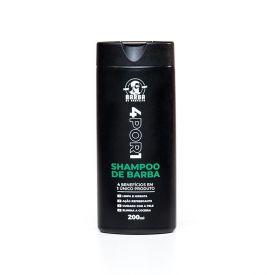 Shampoo De Barba 200ML 4Por1 - Barba De Respeito