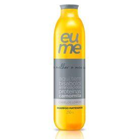 Shampoo Matizador Para Cabelos Loiros Eume - 250ml