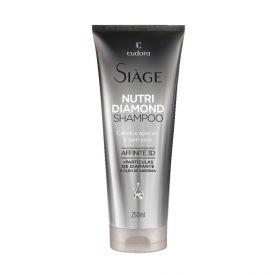 Shampoo Nutri Diamond Siáge Eudora - 250ml