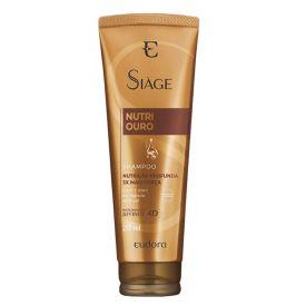 Shampoo Nutri Ouro Siàge Eudora - 250ml