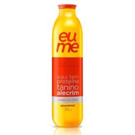 Shampoo Para Cabelos Lisos Eume - 250ml