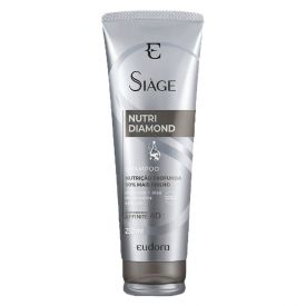 Shampoo Siàge Nutri Diamond 250Ml Eudora - DIVERSOS
