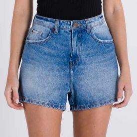 Short Jeans Mom Patrícia Foster
