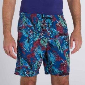 Shorts Estampa Rotativa Nicoboco Folhagem