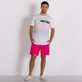 Shorts Liso Nicoboco Pink