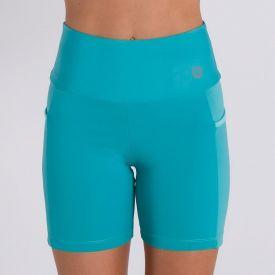 Shorts Want Curto Body Lab Azul Horizonte