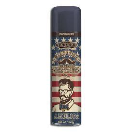 Silicone Spray Destaque América 400ml CentralSul - Men