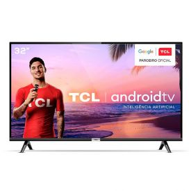 "Smart Tv Led 32"" Android 32S6500 Hd Tcl - Bivolt"