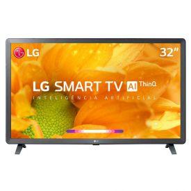 "Smart TV LED 32"" HD ThinQ AI 32LM625BPSB LG - Bivolt"