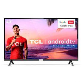 """Smart Tv Led 43"""" Android 43S6500 Full-Hd Tcl - Bivolt"""