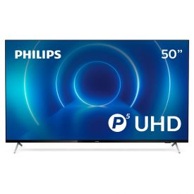 "Smart Tv Led 50"" 4K 50Pug7625/78 Philips - Bivolt"