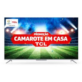 "Smart Tv Led 50"" 4K Uhd Android P715 Tcl - Bivolt"