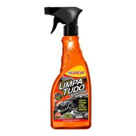 Super Limpador Limpa Tudo 500ml Luxcar - 4730