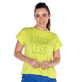 T-Shirt com Estampa Scream Lima