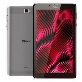 """Tablet Philco 7"""" 16Gb Com Wi-Fi Ptb7rsg - Cinza"""
