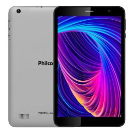 "Tablet Philco 8"" Silver Ptb8rsg - Cinza"