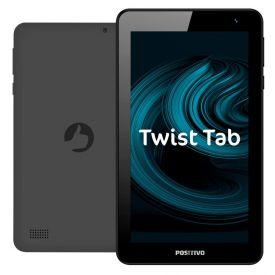 "Tablet Twist Tab T770c 7"" Com Wi-Fi E 32Gb Positivo - Preto"