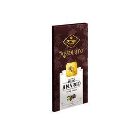 Tablete Absoluto Meio Amargo Com Nibs De Cacau Decacau - 100g