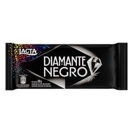 Tablete Da Lacta Diamante Negro 90Gm - 90g