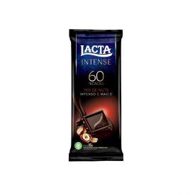 Tablete Da Lacta Intense 60% Cacau Mix Nuts - 85g