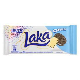 Tablete Da Lacta Laka Oreo - 90g