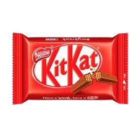 Tablete Kit Kat Ao Leite Nestlé - 41,5g