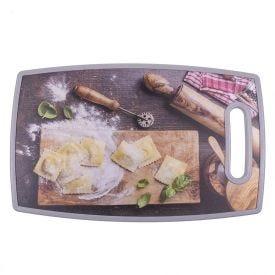 Tábua Para Corte De Alimentos 37Cm Western - Plástico
