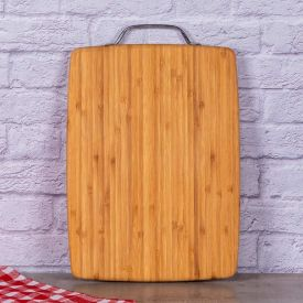 Tábua Retangular 34x24 para Corte Finecasa - Bambu