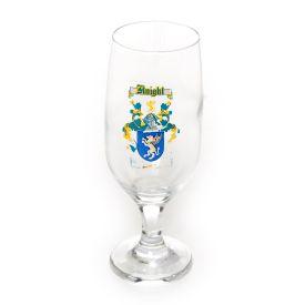 Taça de Cerveja  Ateliê Brasão  Nadir Figueiredo - vidro