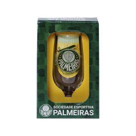 Taça De Cerveja Krystalmix De Times 300Ml - Palmeiras