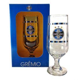 Taça De Cerveja Krystalmix De Times 300Ml - Grêmio