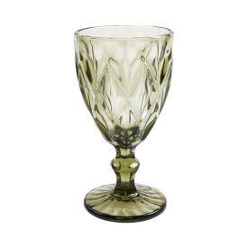 Taça Para Água Diamond 325Ml Lyor - Verde