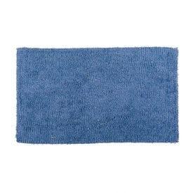 Tapete Agra 40X60cm Para Banheiro - Jeans