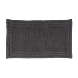 Tapete Para Banheiro Mahal 50X80cm Havan - Cinza TI3630