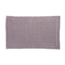 Tapete Para Banheiro Mahal 50X80cm Havan - Cinza 3630