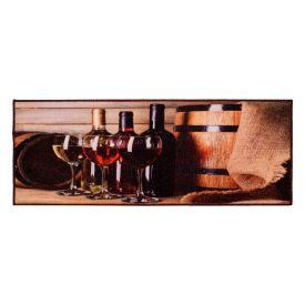 Tapete Para Cozinha Veneza 0,45X1,20M Havan - Barril de Vinho