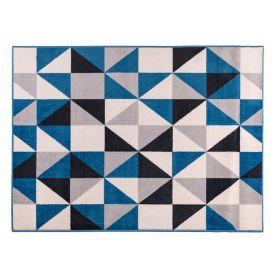 Tapete Renaissance 1,33X1,90M Quarto E Sala - Porto Azul Claro