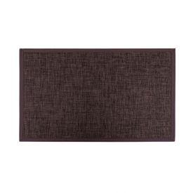 Tapete Titanium Multiuso 50X70cm Havan - Marrom Escuro