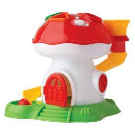 Tchuco Baby Cogumelo Didático Samba Toys - 0217