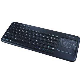 Teclado Wireless com Mouse Touch Logitech K400 - DIVERSOS