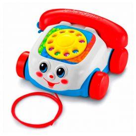 Telefone Feliz Infantil Didático Fisher-Price - Colorido