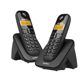Telefone sem Fio com Ramal intelbras TS3112 - Bivolt